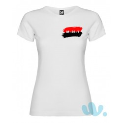 Camiseta mujer Movimiento...