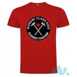 "Camiseta ""WORKIN' CLASS..."