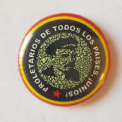 Chapa Lenin: Proletarios de...