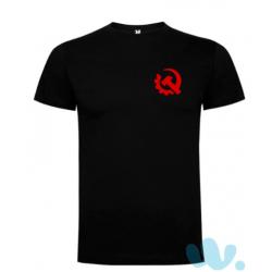 Camiseta unisex Escudo Hoz...