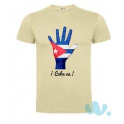 Camiseta unisex ¡Cuba va!