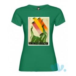 "Camiseta ""homenaje a la..."