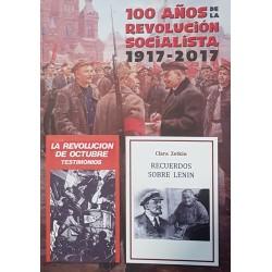 100 AÑOS DE LA REVOLUCIÓN...