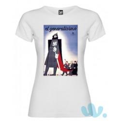 """Camiseta """"El Generalísimo""""..."""